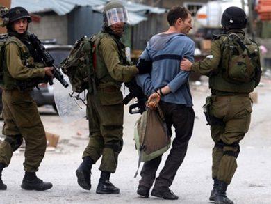 Photo of الاحتلال الإسرائيلي يعتقل 4 فلسطينيين في القدس