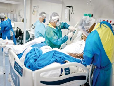 Photo of إصابات كورونا في أمريكا تتجاوز 13 مليونا والوفيات تتخطى 265 ألفا