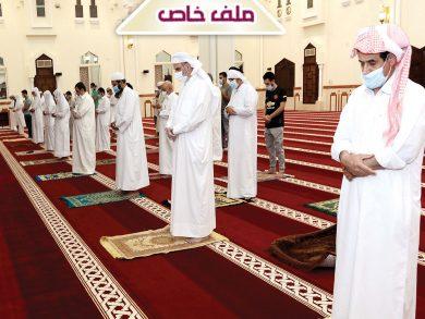 Photo of قلوبنا مشتاقة للصلاة في بيوت الله