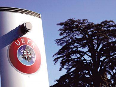 Photo of الـ UEFA يحارب العنصرية