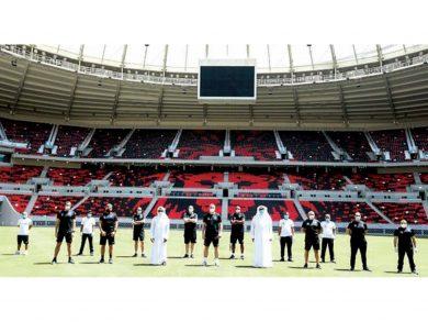 Photo of أجواء الملعب المونديالي ترفع معنويات الريانيين