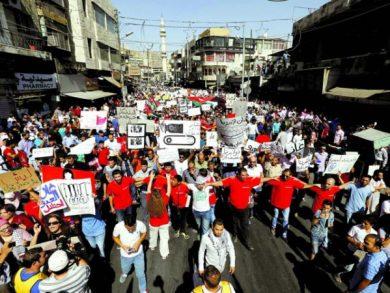 Photo of أردنيون: غاز إسرائيل احتلال