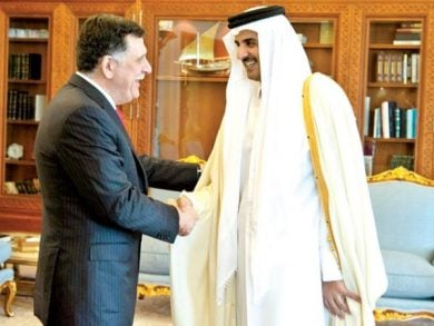 Photo of صاحب السمو: قطر تدعم وحدة ليبيا وحكومة الوفاق