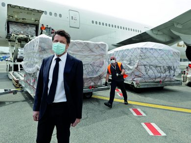 Photo of توزيع لقاح كورونا في العالم يحتاج 8000 طائرة