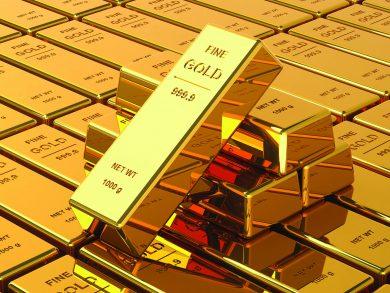 Photo of الذهب قرب ذروة ثمانية أعوام