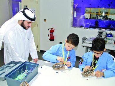 Photo of النادي العلمي يطلق المخيم الصيفي