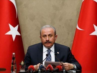 Photo of رئيس البرلمان التركي: أمن الخليج من أمننا