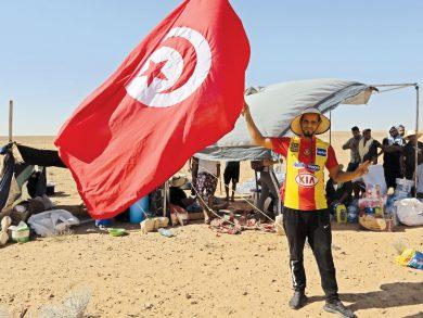 Photo of سعيّد: أطراف تسعى لتفجير تونس من الداخل