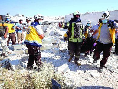 Photo of مشروع قرار أممي يدعو لإيصال المساعدات الإنسانية لسوريا عبر معبرين
