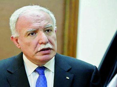 Photo of وزير الخارجية الفلسطيني يطالب بحراك إسلامي لفضح انتهاكات سلطات الاحتلال بحق الأقصى