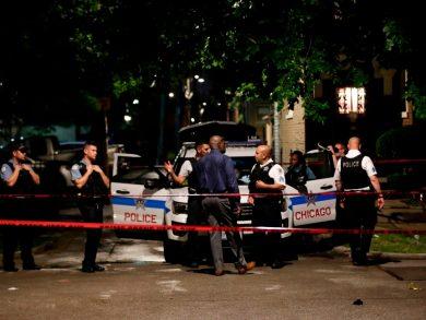 Photo of أمريكا : إصابة تسعة أشخاص على الأقل في إطلاق نار