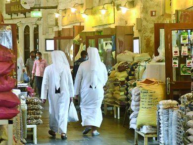 Photo of محلات سوق واقف جاهزة للعيد