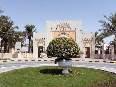 Photo of حدائق ومتنزهات الخور والذخيرة جاهزة لاستقبال زوّار العيد