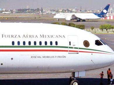 Photo of المكسيك تدرس بيع طائرة رئاسية
