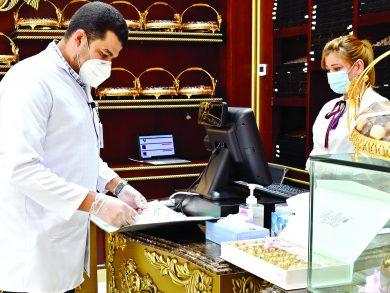 Photo of الراية تشارك في جولة تفتيشية على المنشآت الغذائية بالريان