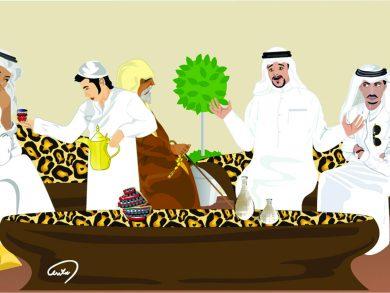 Photo of المعايدات عن بُعد شعارنا في العيد