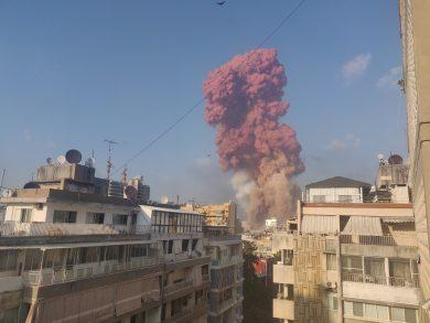 Photo of عون أحال تقريرا بوجود  نترات الأمونيوم  في مرفأ بيروت للمجلس الأعلى للدفاع يوليو الماضي