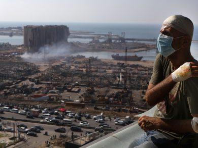 Photo of ارتفاع عدد ضحايا مرفأ بيروت إلى 154 قتيلا