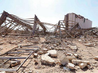 Photo of قوة انفجار بيروت بلغت ضعفي «أم القنابل الأمريكية»