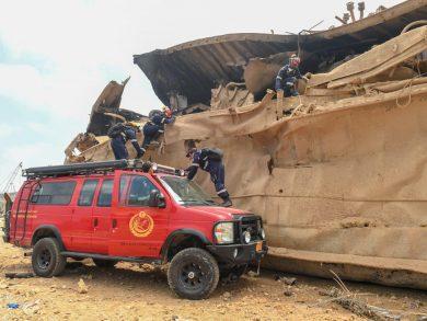 Photo of استمرار عمليات البحث والإنقاذ في محيط انفجار بيروت بمساعدة قطرية