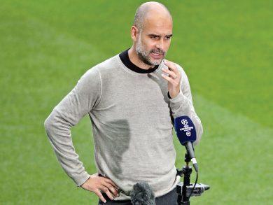 Photo of جوارديولا ينتقد ال UEFA !