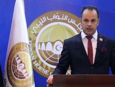 Photo of مجلس نواب طرابلس يطلق مبادرة لحل الأزمة الليبية