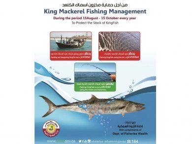 Photo of حظر صيد الكنعد باستخدام الشباك