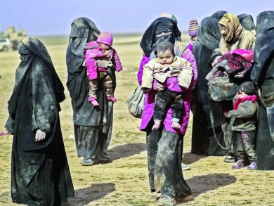 Photo of ارتفاع مُقلق لوفيات الأطفال بمخيم الهول في سوريا