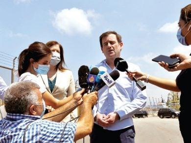 Photo of هيل يطالب بتحقيق شامل وشفاف في انفجار مرفأ بيروت