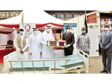 Photo of مساعدات طبية قطرية لكينيا