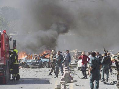 Photo of أفغانستان: 3 قتلى وإصابة 16 بهجمات صاروخيّة