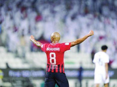 """Photo of الاتحاد الآسيوي يختار مهاجم الريان """"ياسين براهيمي"""" نجما للجولة الـ21 من الدوري القطري"""