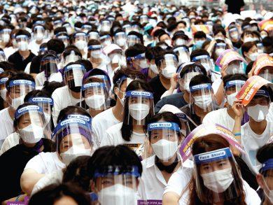 Photo of 250 حالة وفاة بكورونا في العالم كل ساعة