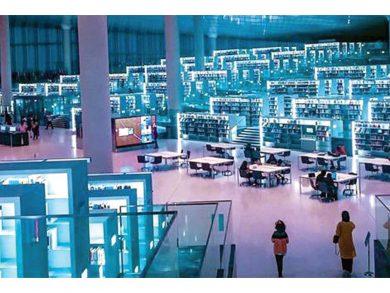 Photo of المكتبة الوطنية تلهم المبدعين بفعاليات متنوعة