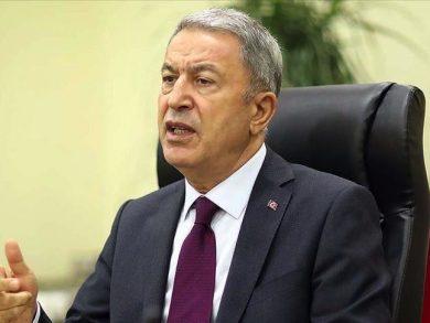 Photo of وزير الدفاع التركي يؤكد استمرار بلاده في دعم ليبيا
