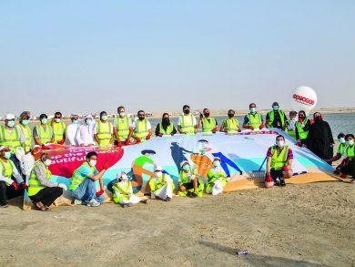 Photo of Ooredoo تطلق المرحلة الثانية من حملة تنظيف الشواطئ