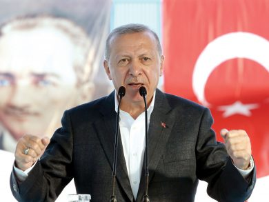 Photo of الرئيس التركي يعلن 5 ولايات مناطق منكوبة جراء الحرائق