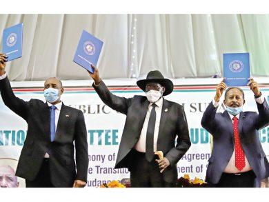 Photo of السودان: التوقيع النهائي على اتفاق السلام 2 أكتوبر