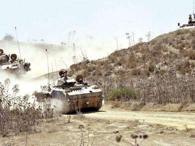Photo of تركيا تندد بالتدريبات العسكرية اليونانية في منطقة متنازع عليها
