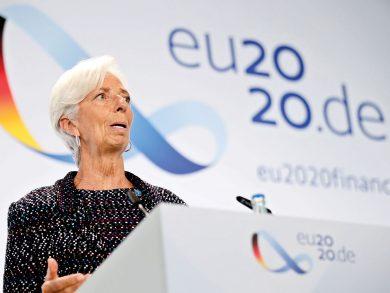 Photo of لاجارد: المركزي الأوروبي يُكافح التغير المناخي
