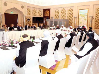 Photo of إشادة أوروبية بمساعي قطر لدعم السلام في أفغانستان