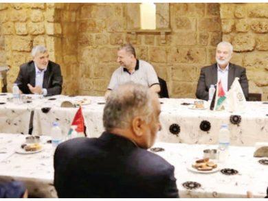 Photo of حماس ترحّب بتشكيل القيادة الموحّدة للمقاومة الشعبية