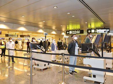Photo of مطار حمد يوفر آلات ذاتية لمُستلزمات الوقاية من كورونا