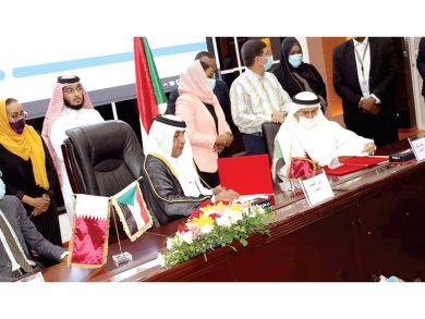 Photo of قطر تدعم خطة التأهب لحالات الطوارئ الصحية بالسودان