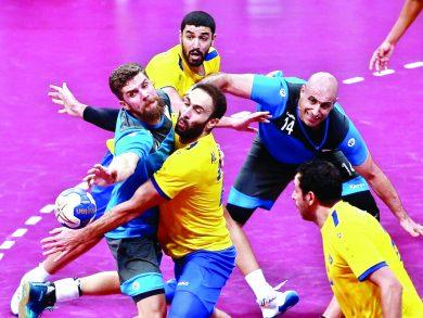 Photo of الوكرة والغرافة يشاركان في البطولة العربية للأندية أبطال الدوري لكرة اليد