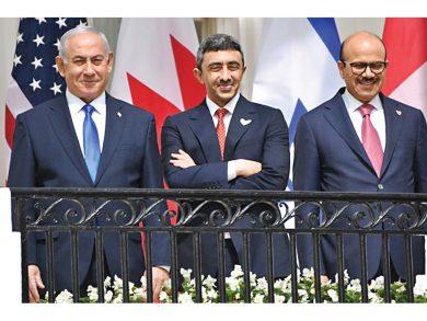 Photo of إقامة العلاقات مع العرب تحول إسرائيل لدولة عنصرية