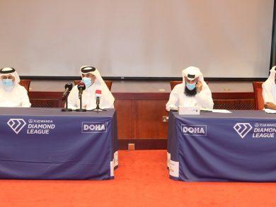 """Photo of جاهزون لاستضافة """"لقاء الدوحة"""" الماسي لألعاب القوى"""
