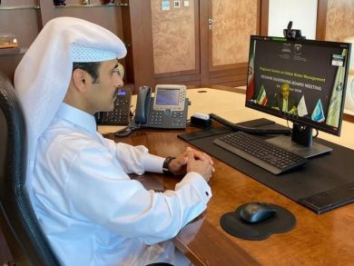 Photo of قطر تشارك باجتماع مجلس المركز الإقليمي لإدارة المياه الحضرية الحادي عشر
