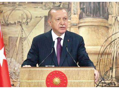 Photo of الرئيس التركي: الغاز الطبيعي المكتشف بالبحر الأسود كاف لسد حاجتنا أعواما عديدة