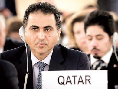 Photo of قطر تدعو للتخلص من العجز الدولي تجاه القضية الفلسطينية